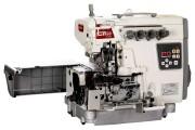 Baoyu GT-900D-5 ультра високошвидкісний пятинитковий промисловий оверлок з енергоефективним вбудованим сервомотором і LED-підсвічуванням