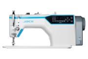 1-игольная швейная машина с автоматическими функциями Jack A4Е-CHLQ-7 для средних и тяжелых материалов с системой електронного выбора длины стежка до 7мм и увеличенным челноком
