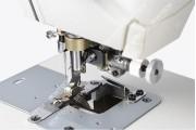 Jack JK-5558WB 1-игольная швейная машина челночного стежка c обрезкой края материала и встроенным приводом
