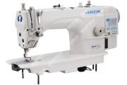 Комп'ютерна промислова швейна машина Jack JK-9300E з автоматичними функціями для легких тканин