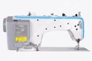 Прямострочная машина Jack JK-A2-CHZ с прямым приводом и обрезкой нити для тяжелых тканей