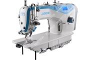 """Автоматическая промышленная швейная машина Jack JK-A5-N с функцией """"чистая закрепка"""" и с возможностью подключения пневматического устройства"""