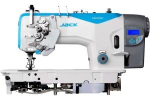 Jack JK-58720D4/J-405 2-х игольная автоматическая промышленная швейная машина