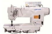 Jack JK-58420D4 2-х игольная автоматическая швейная машина челночного стежка с встроенным сервоприводом