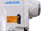 Jack JK-58750D4 2-голкова автоматична швейна машина з відключенням голок і збільшеними човниками
