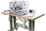 Автоматична промислова 1-голкова машина човникового стібка Jack JK-T2210D/F3 для шиття по контуру 220×100 мм