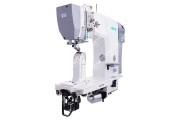 Колонкова автоматична швейна машина Jack JK-6691 з подвійним просуванням матеріалу
