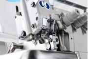 Jack JK-798D-3-82/233 3-х ниточный промышленный оверлок с встроенным приводом и устройством закрепки цепочки