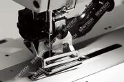 Петельная машина для выполнения прямой петли Jack JK-T783E с автоматическим поднятием лапки