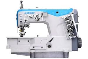 Jack JK-W4-D-01GB 356/364 3-х игольная плоскошовная машина