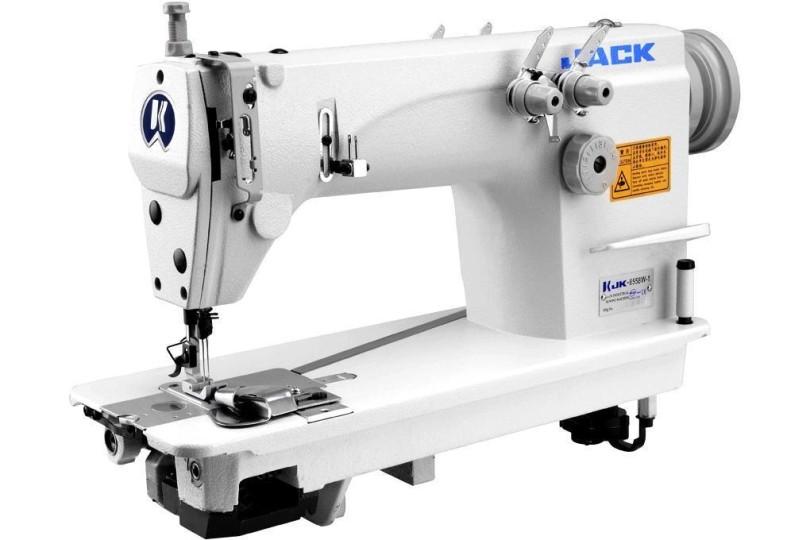 Jack JK-8558W 1/2/3-игольная швейная машина цепного стежка для тканей легкой и средней плотности