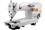 3-голкова промислова швейна машина ланцюгового стібка Jack JK-8560WD/WG для середніх і важких матеріалів з прямим приводом
