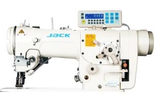 Jack JK-2284B-4E Промышленная швейная машина зигзаг с автоматическими функциями