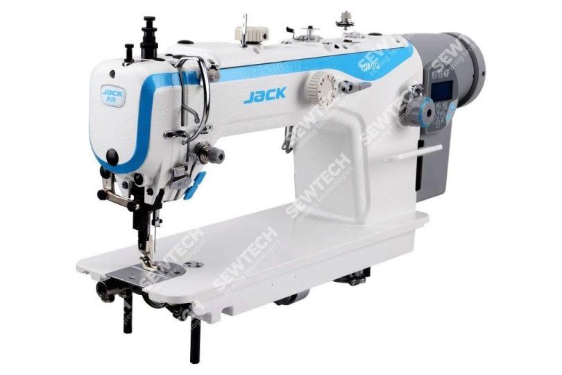 Jack JK-2060-GHC машина с тройным продвижением и автоматическими функции для средних и тяжелых материалов