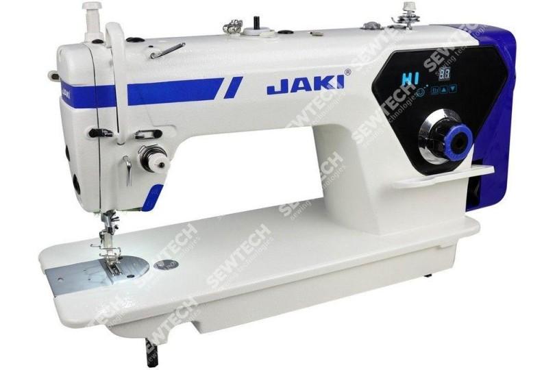 1-игольная универсальная машина Jaki H1-H 7ММ для средних и тяжёлых материалов с увеличенным стежком