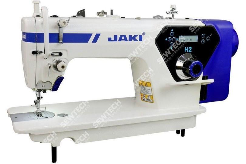 Jaki H2H-7 1-игольная универсальная машина для средних и тяжелых материалов с автоматической обрезкой ниток