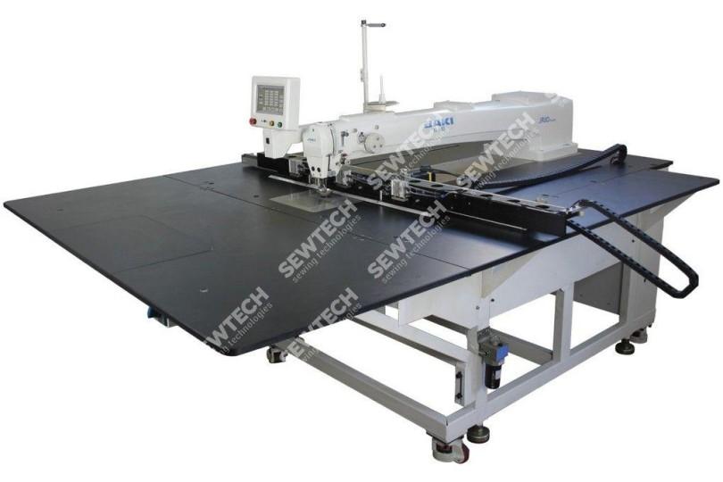 Jaki JR8D-18100 Электронная машина циклического шитья с рабочим полем 1200х900 мм