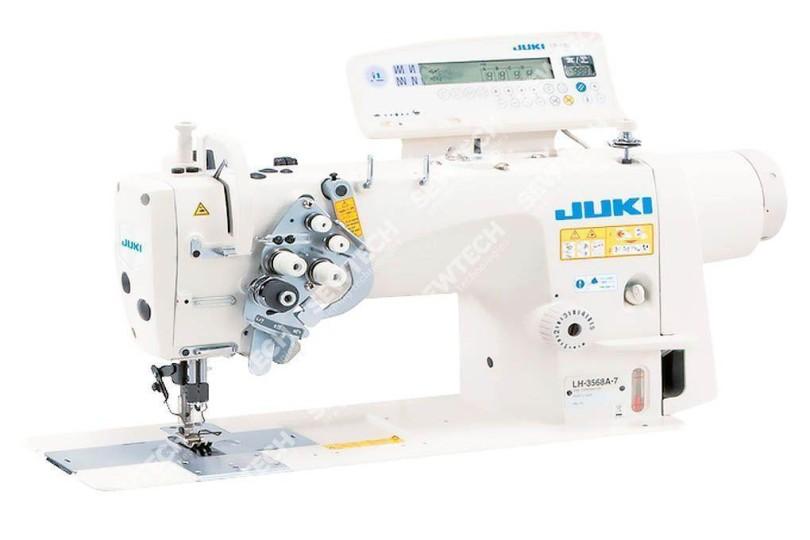 Juki LH-3568А-SF-7-AK-135-SC920CM-M92-СР180 Прямострочная 2-игольная машина