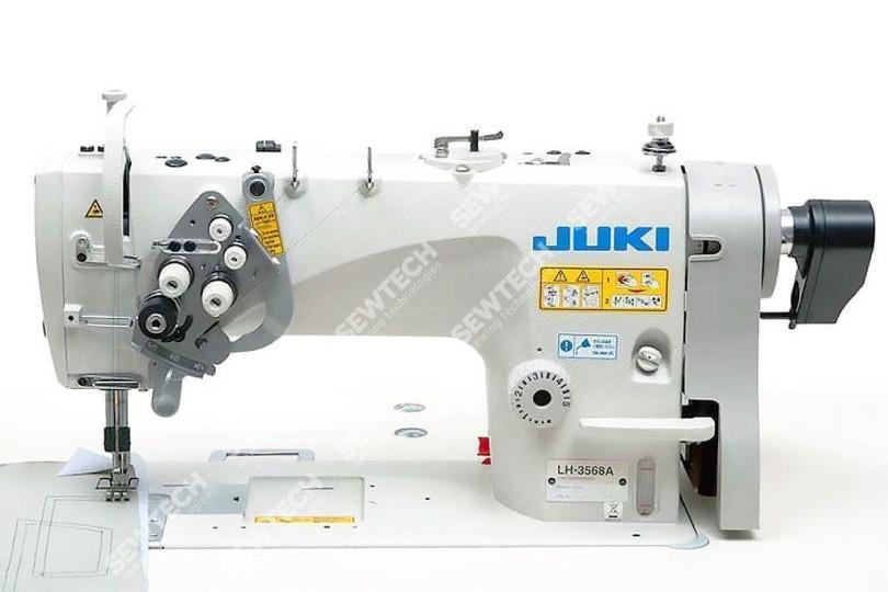 Juki LH-3568ASF Прямострочная 2-игольная машина