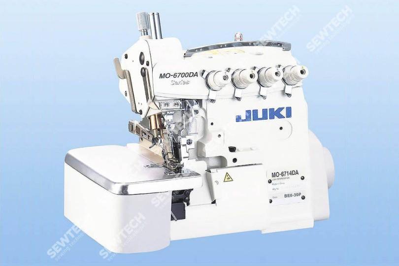 Juki MO-6714DA-BD6-307 Оверлок 4-х нитковий (прямий привід)