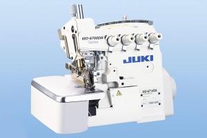 Juki MO-6714DA-BE6-44H/G39/Q141 Промышленный высокоскоростной оверлок 4-х ниточный