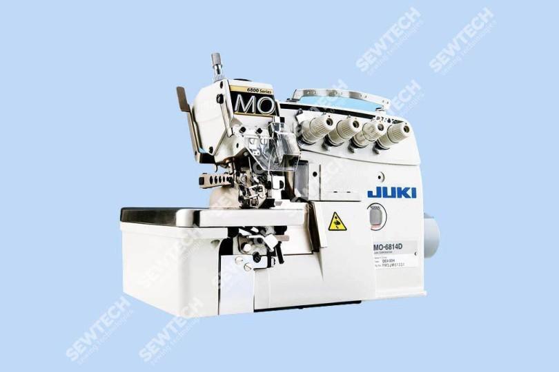 Juki MO-6814S-BD6-30H Оверлок 4-х ниточный (прямой привод)