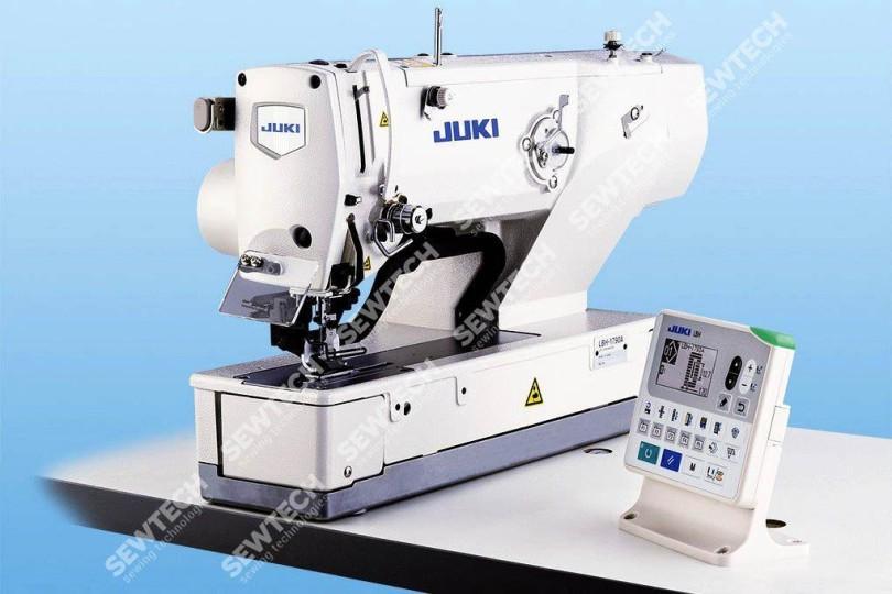Juki LBH-1790A-S Петельный автомат с электронным управлением