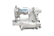 Juki MF-7923-U11-B48(56)(64) Плоскошовная швейная машина с цилиндрической платформой