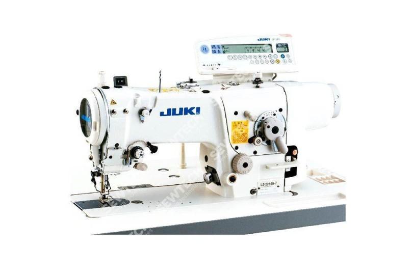 Juki LZ-2284N-7-WB/AK-85/SC920CN/M92/CP180 Швейная машина зигзагообразного стежка
