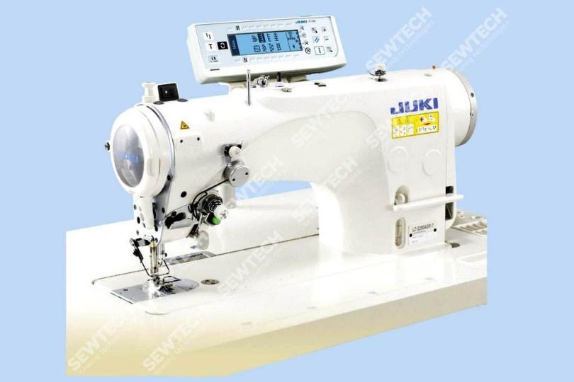 Juki LZ-2290ASR-7 Швейная машина зигзагообразного стежка
