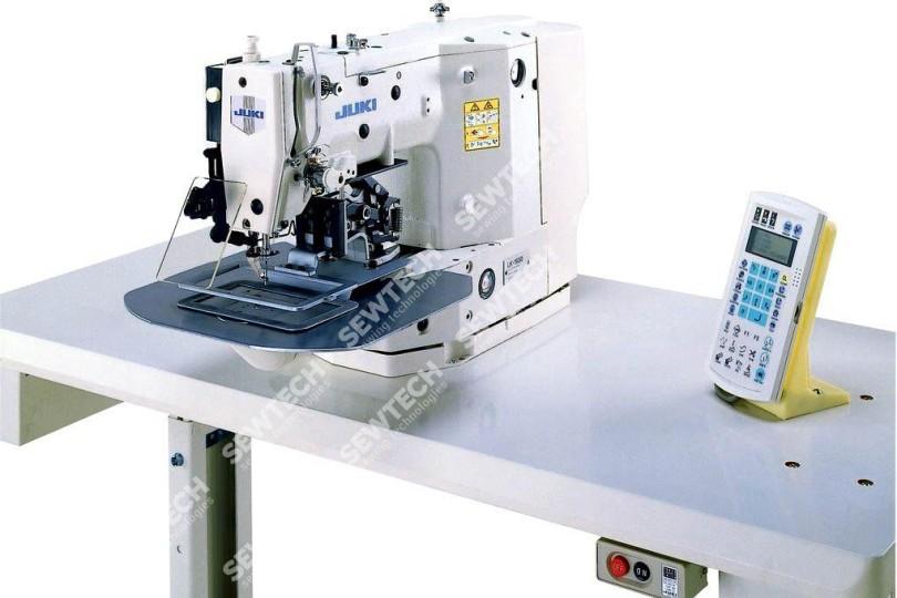 Juki LK-1910, LK-1920, LK-1930 Компьютерная высокоскоростная машина для пришивания по контуру
