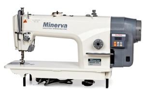 Minerva M8180B-JDE 1-игольная промышленная швейная машина