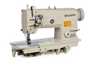 Shunfa SF 842-M 2-игольная промышленная швейная машина