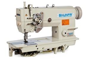 Shunfa SF 875-Н 2-игольная промышленная швейная машина