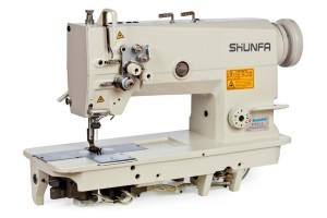 Shunfa SF 872-H 2-игольная промышленная швейная машина
