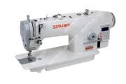 Siruba DL7200-BX2-16 1-игольная прямострочная машина со встроенной автоматикой и сервоприводом для тяжелого шитья