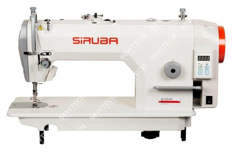 Siruba DL730-H1 1-игольная промышленная прямострочная швейная машина