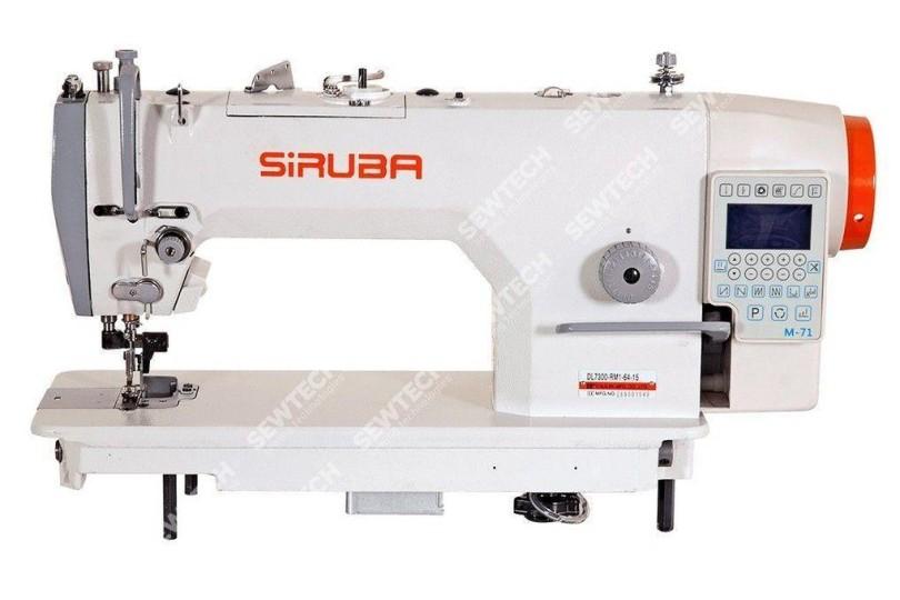 Siruba DL7300-RM1-48-16 1-голкова промислова швейна машина човникового стібка
