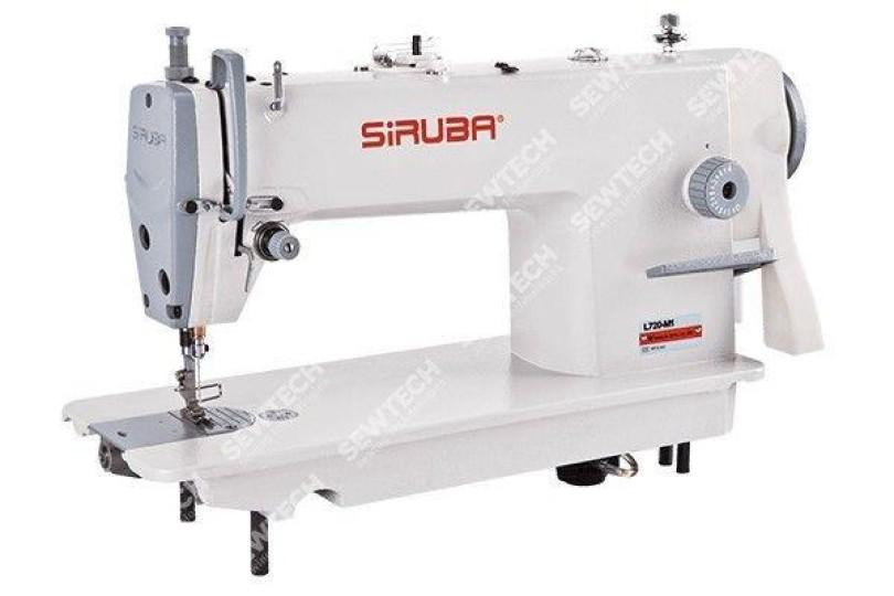 1-игольная промышленная прямострочная швейная машина Siruba L720-H1 для тяжелого шитья