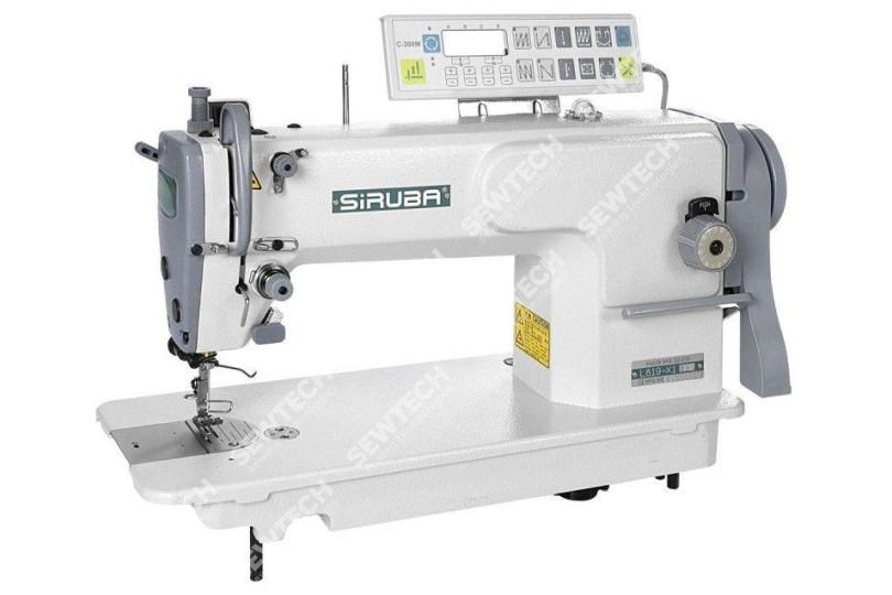 Siruba L819-X1-13 1-игольная промышленная прямострочная автоматическая швейная машина для тяжелого шитья