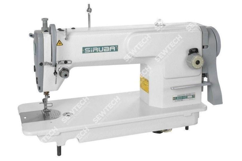 1-игольная промышленная прямострочная швейная машина Siruba L819-X2 для тяжелого шитья