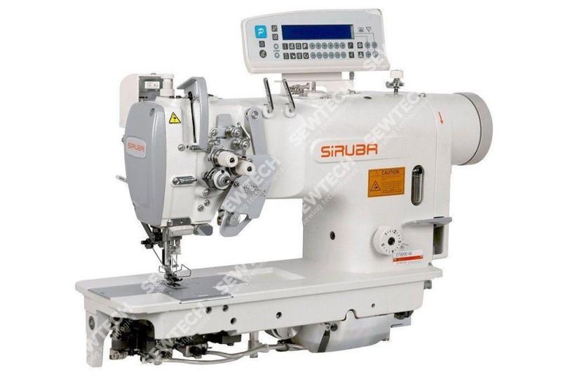 Siruba DT-8200-75-064H/C 2-голкова машина човникового стібка