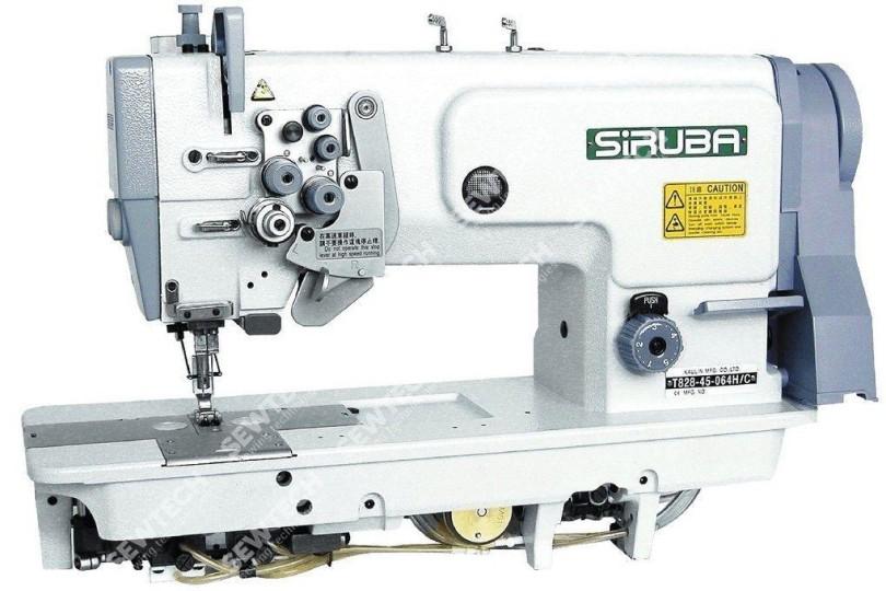 Siruba T828-45-064M 2-голкова машина човникового стібка