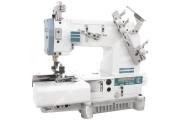 Siruba HF008-02064/FBQ 2-игольная машина цепного стежка