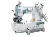 Siruba HF008-03064/HTF 3-голкова машина ланцюгового стібка для бокового шва