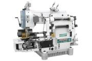Siruba VC008-02064P/VMR 2-голкова машина ланцюгового стібка для виконання складок