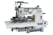 Siruba VC008-25064PSSM 25-игольная машина цепного стежка для выполнения декоративных строчек