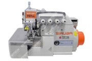 Siruba 757QD-516M2-35/ECA 5-ти ниточный промышленный оверлок с автоматической обрезкой нити