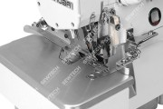 Siruba 757UX-516X2-56 5-ти ниточный промышленный оверлок для шитья на прочных джинсовых тканях