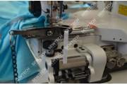 Siruba C007KD-W822-356/CRL/UTP/CL/RL 3-голкова плоскошовная машина з лівобічним підрізуванням краю матеріалу